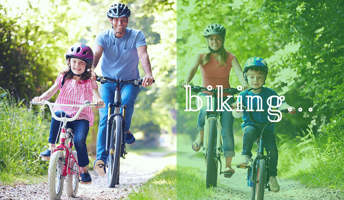 10 Reasons to Start Biking Now -