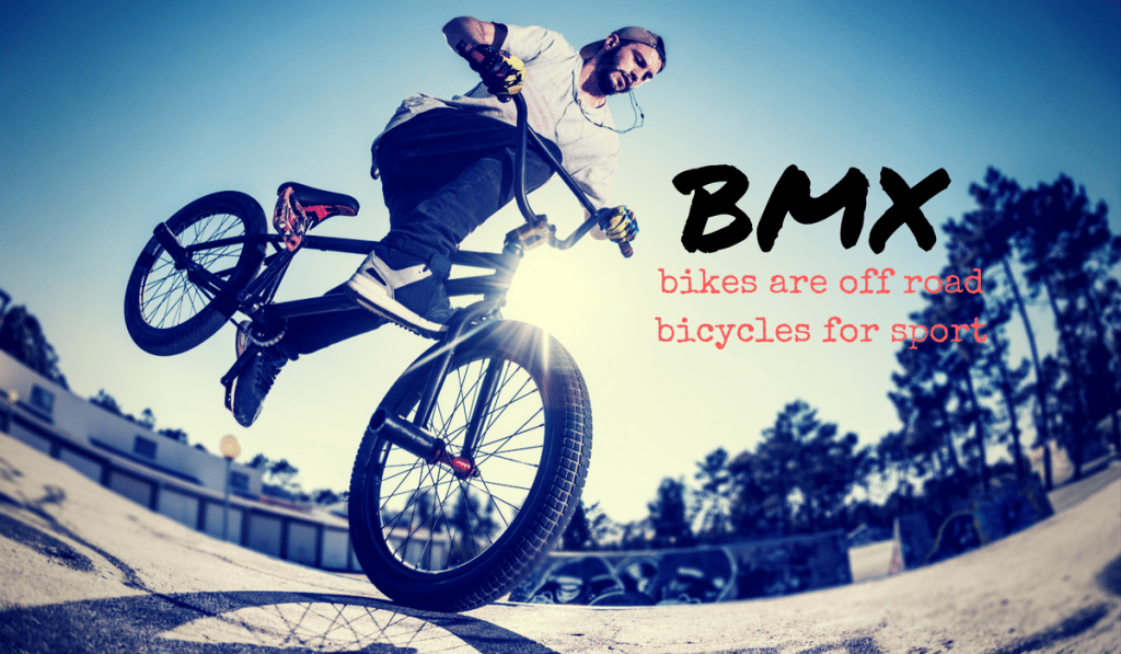What Does BMX Mean? -