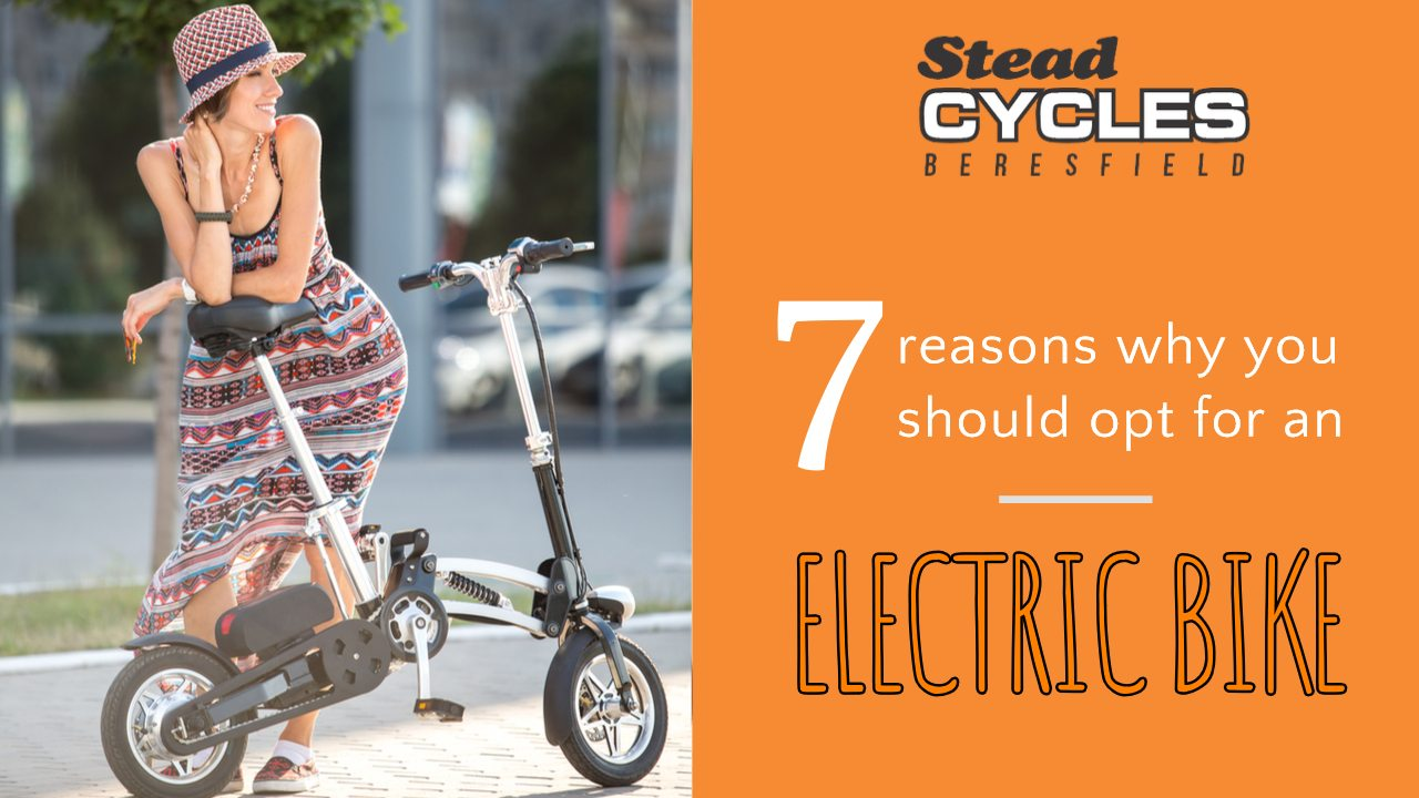 Understanding the Need for an Electric Bike 2