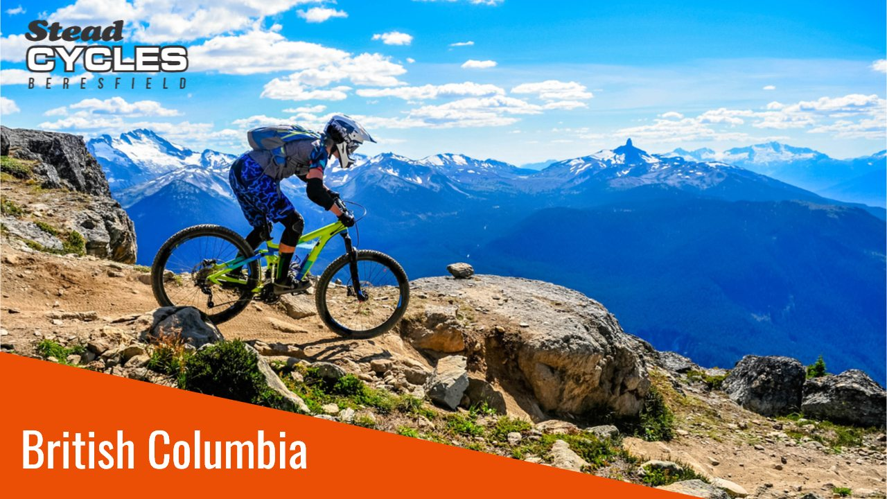 5 Dream Biking Destinations around the World -