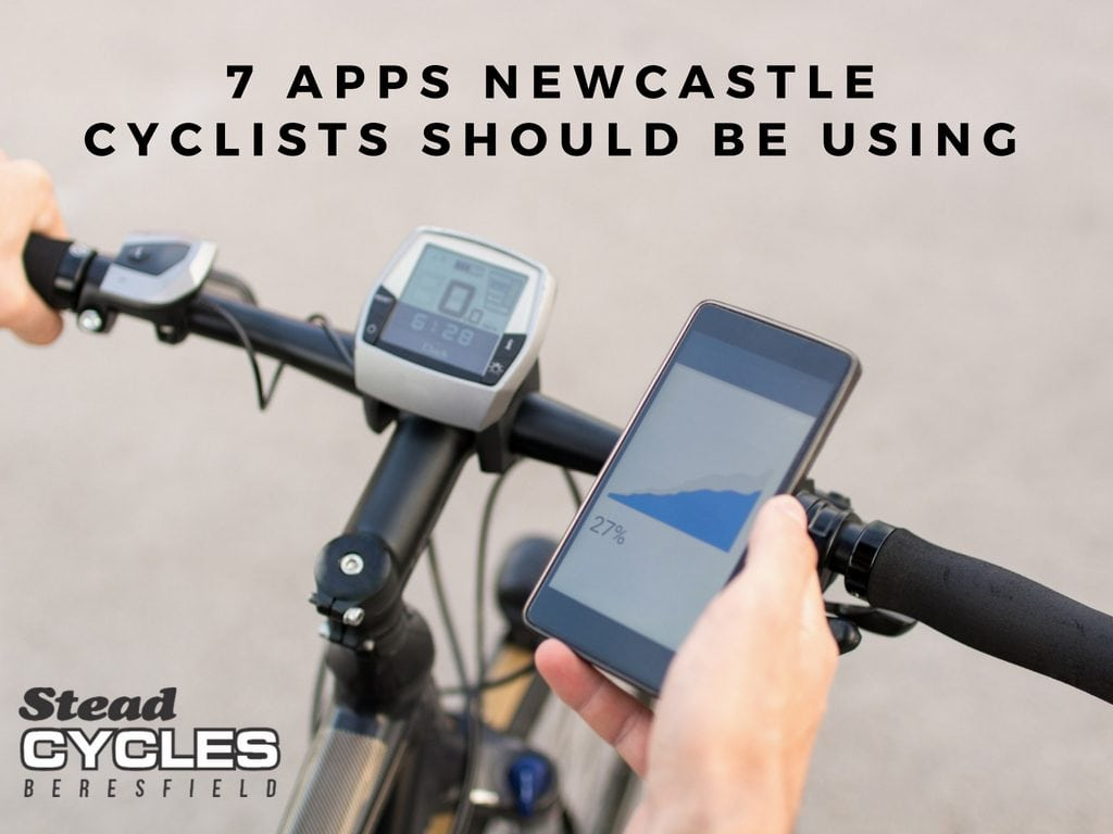 Apps Newcastle Cyclists Should Be Using