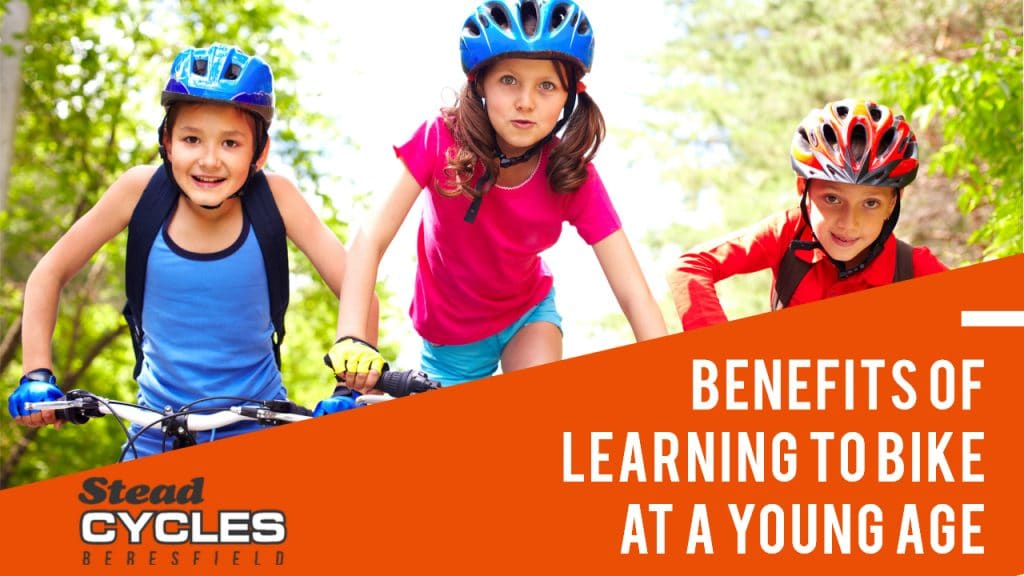 Benefits of Learning to Bike at a Young Age -