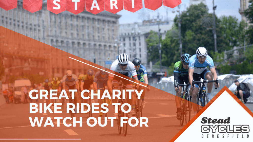 Great Charity Bike Rides to Watch Out For -