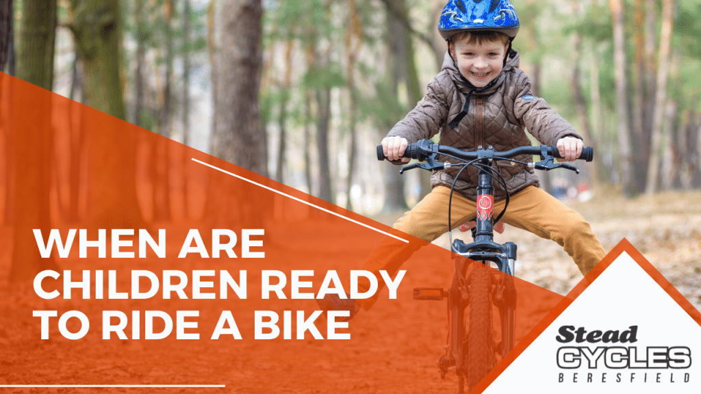 When Are Children Ready to Ride a Bike? »