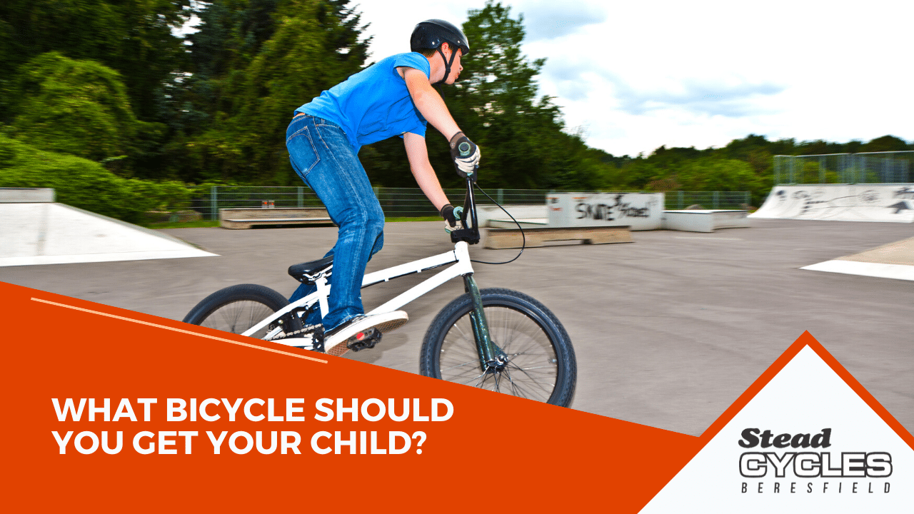 When Are Children Ready to Ride a Bike? -