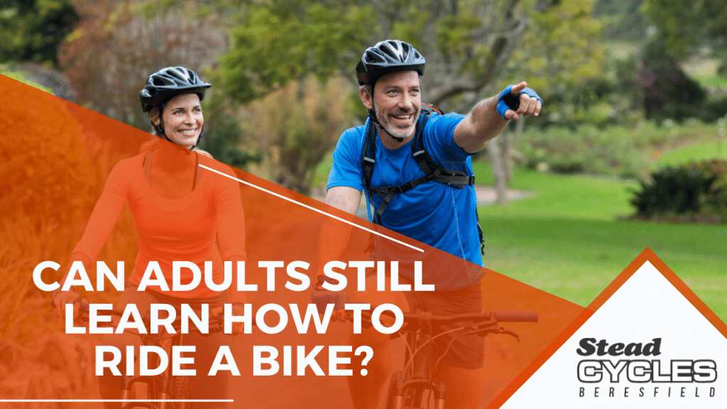 Can Adults Still Learn How to Ride a Bike? »