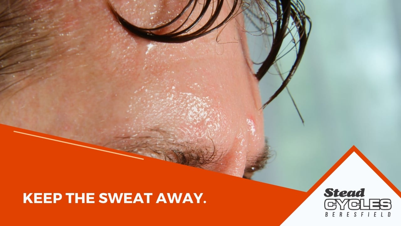 Keep the sweat away