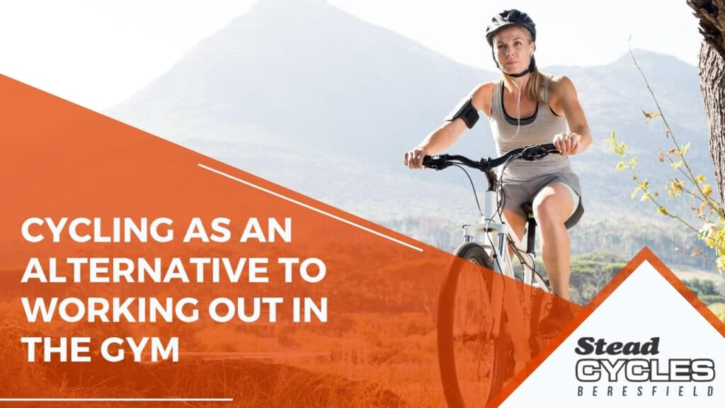 Cycling as an Alternative to Working Out in the Gym