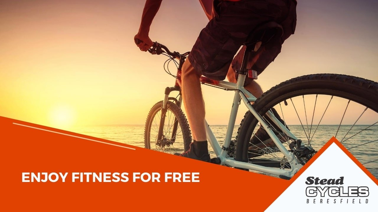Enjoy fitness for free