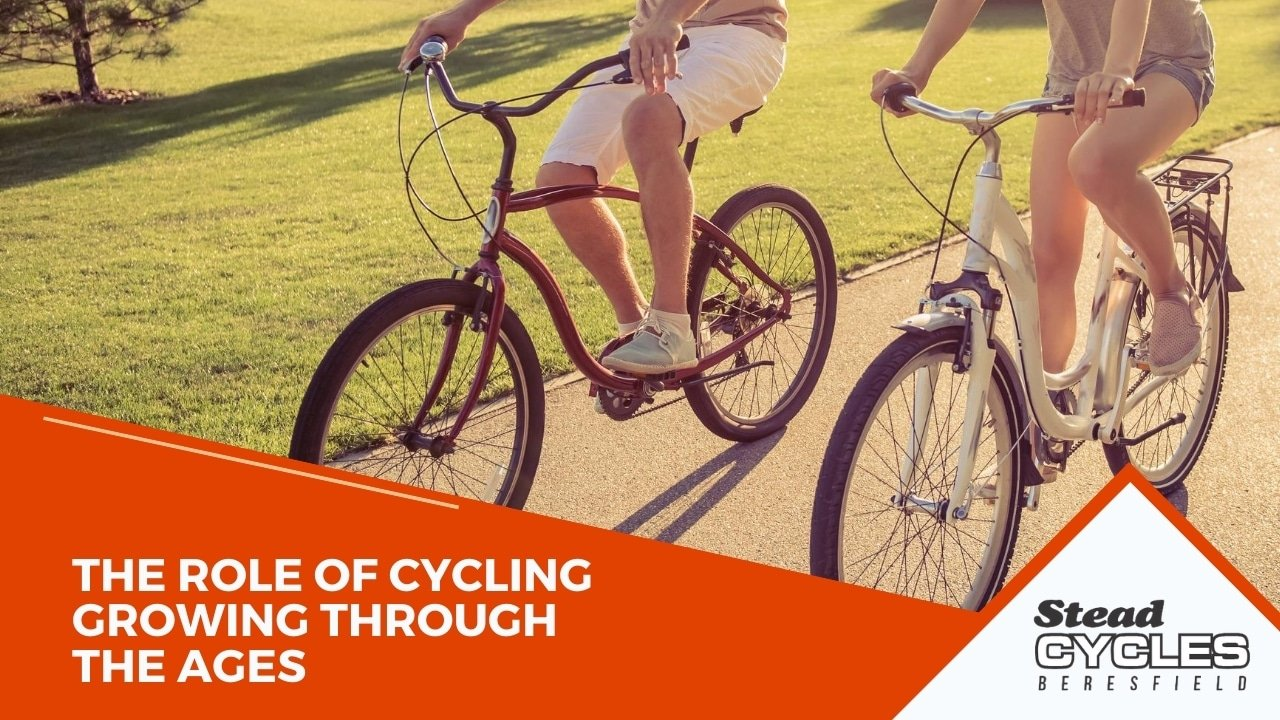 The Role of Cycling Growing through the Ages