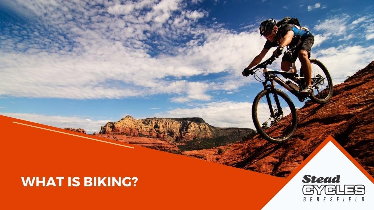 What is Biking