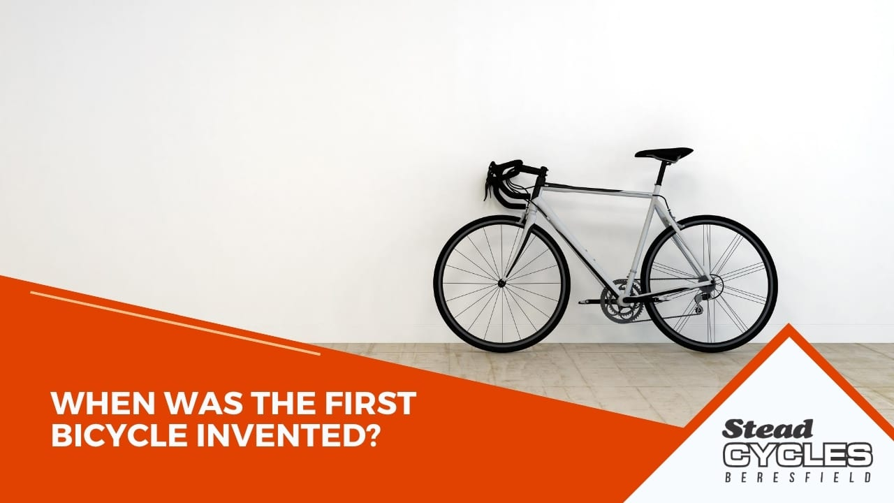 When was the first bicycle invented