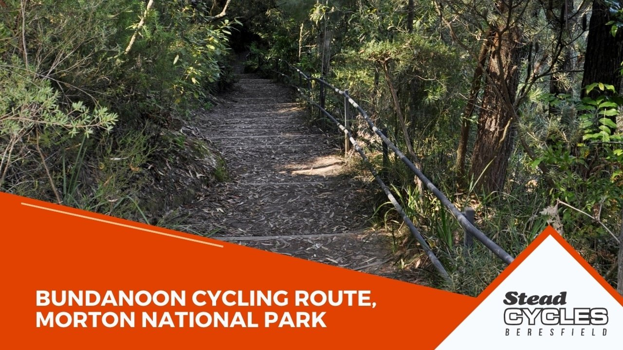 Bundanoon Cycling Route, Morton National Park