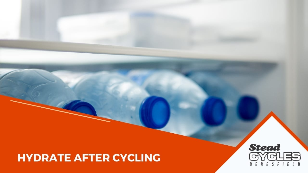 Hydrate after cycling