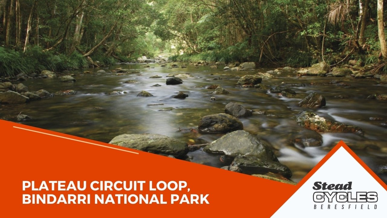 Plateau Circuit Loop, Bindarri National Park