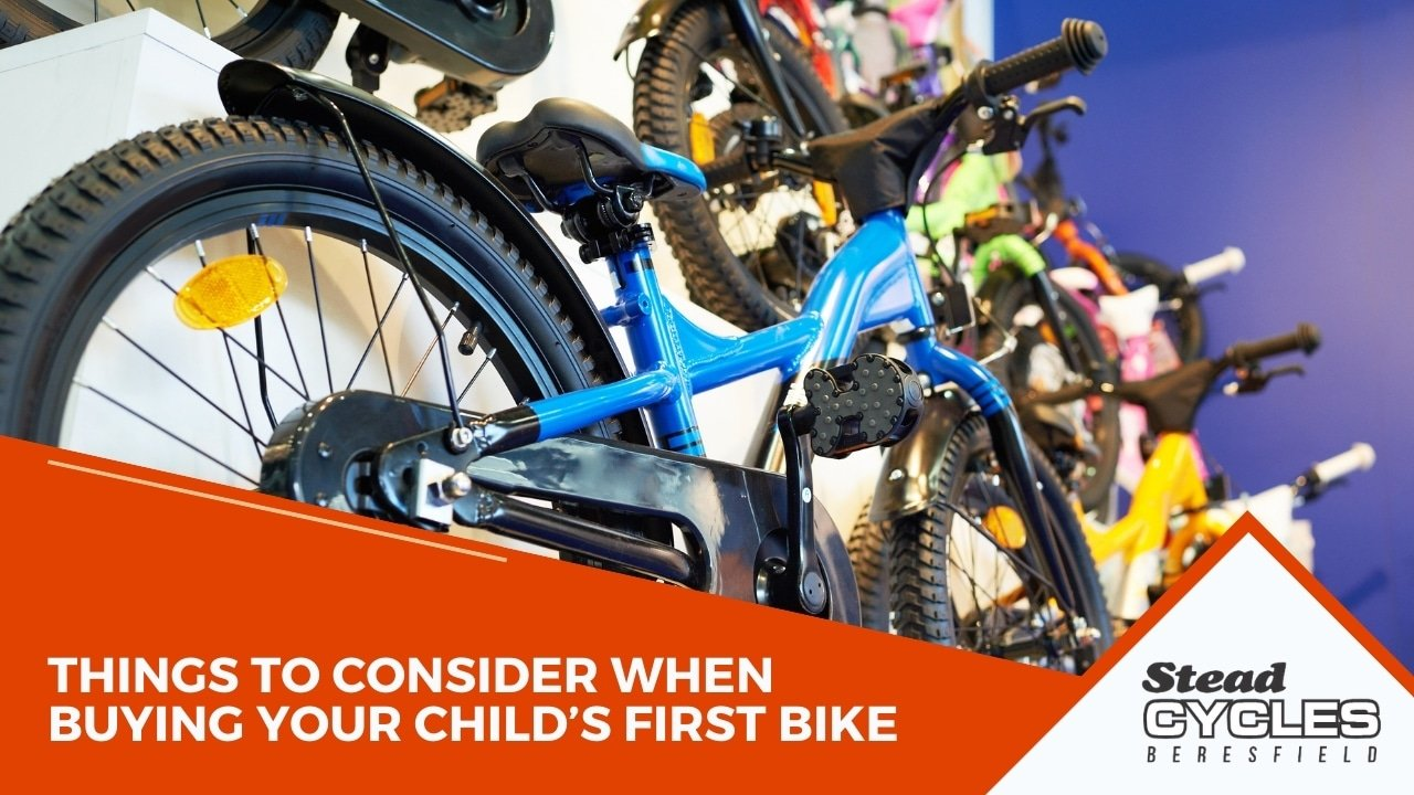 Things to Consider When Buying Your Child's First Bike
