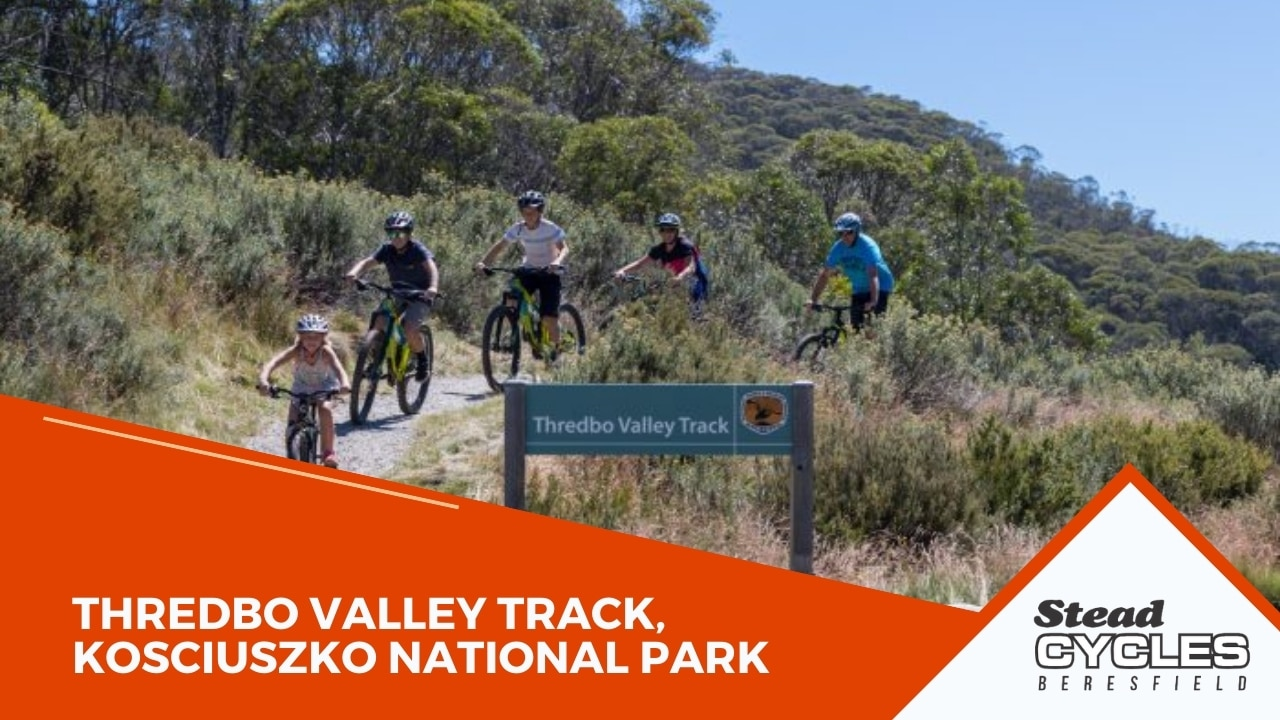 Thredbo Valley Track, Kosciuszko National Park