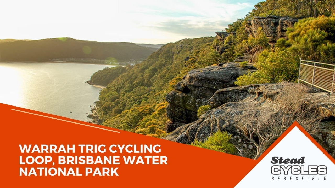 Warrah Trig Cycling Loop, Brisbane Water National Park