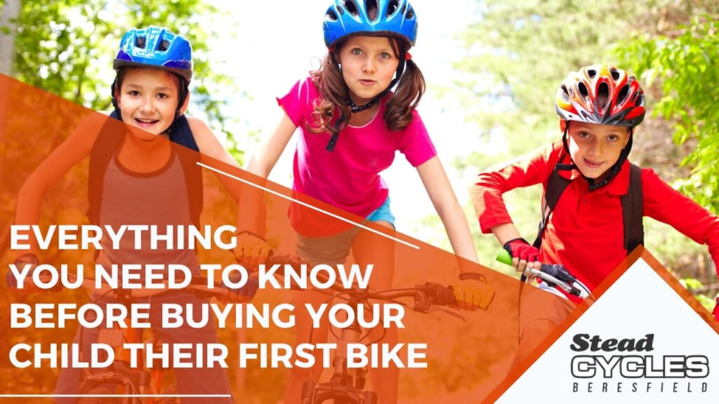 Everything You Need To Know Before Buying Your Child Their First Bike