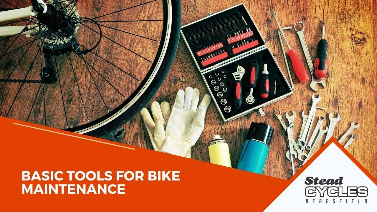 Basic Tools for Bike Maintenance