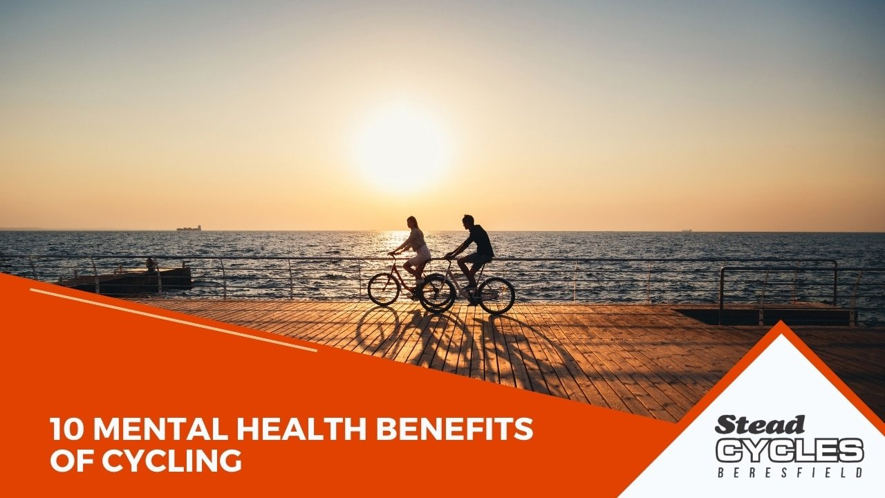10 Mental Health Benefits of Cycling