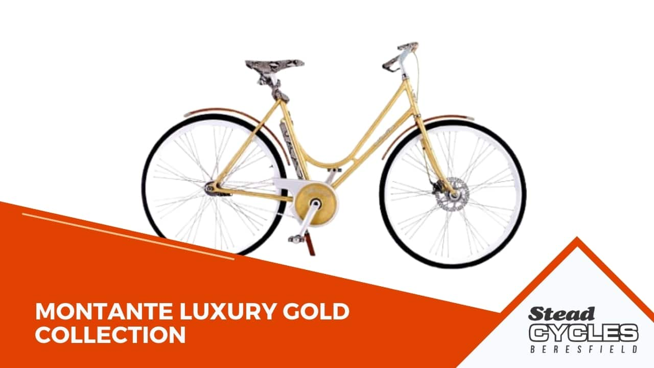 Montante Luxury Gold Collection