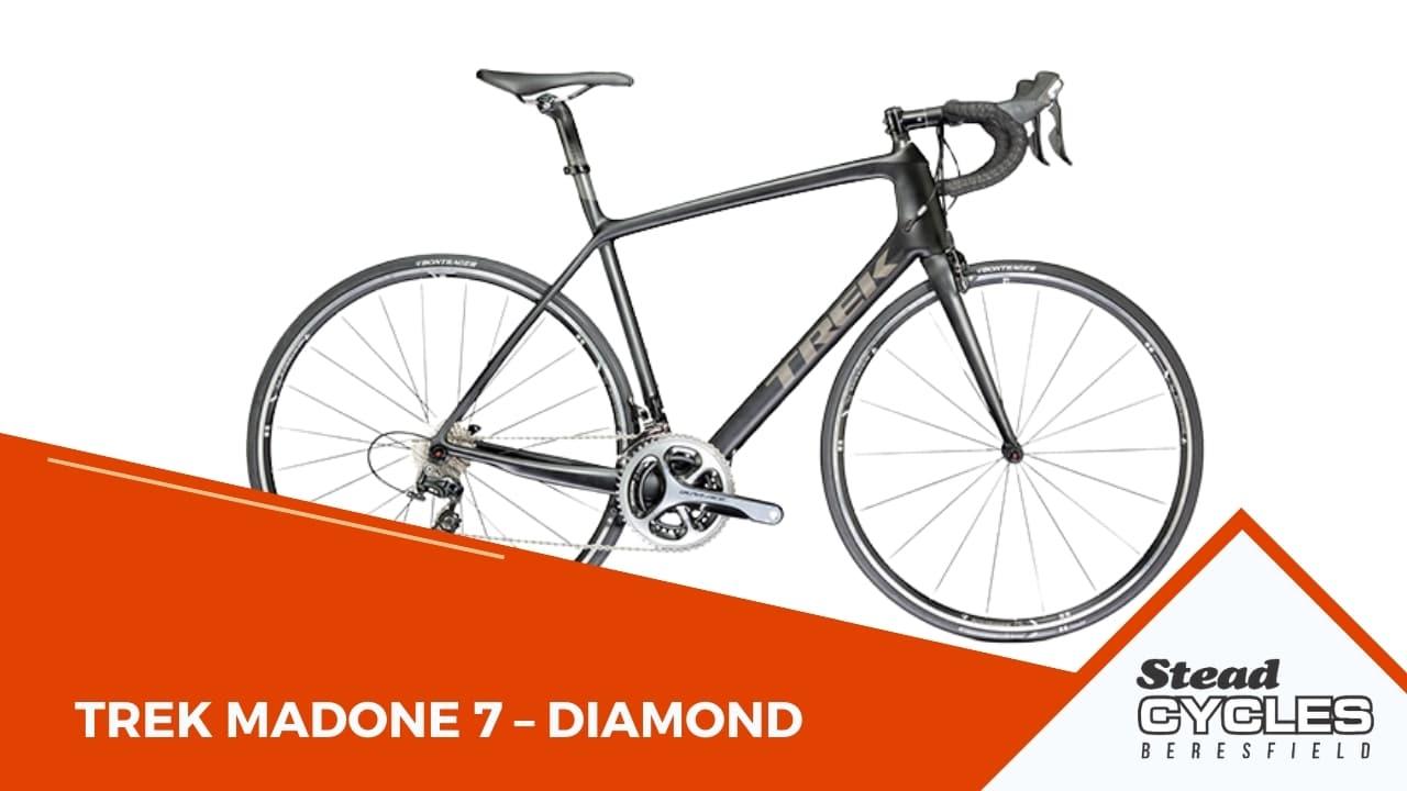 Trek Madone 7 – Diamond