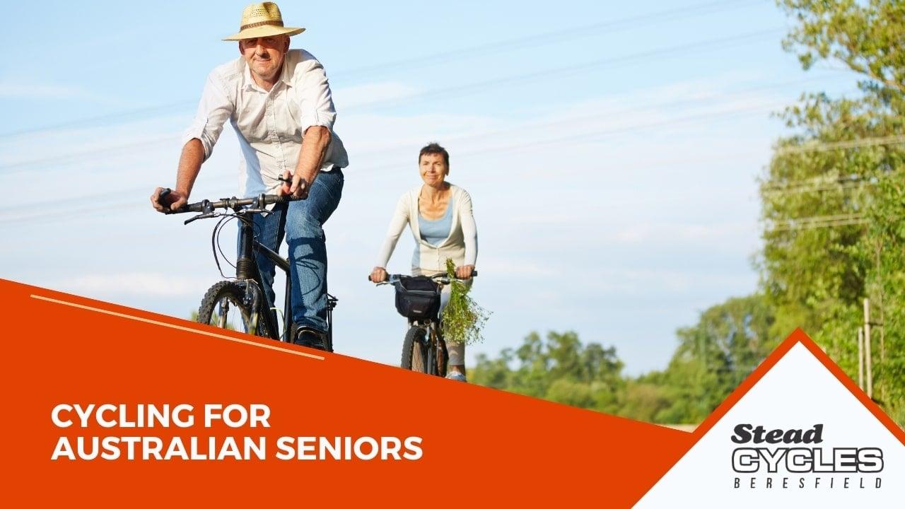 Cycling for Australian Seniors