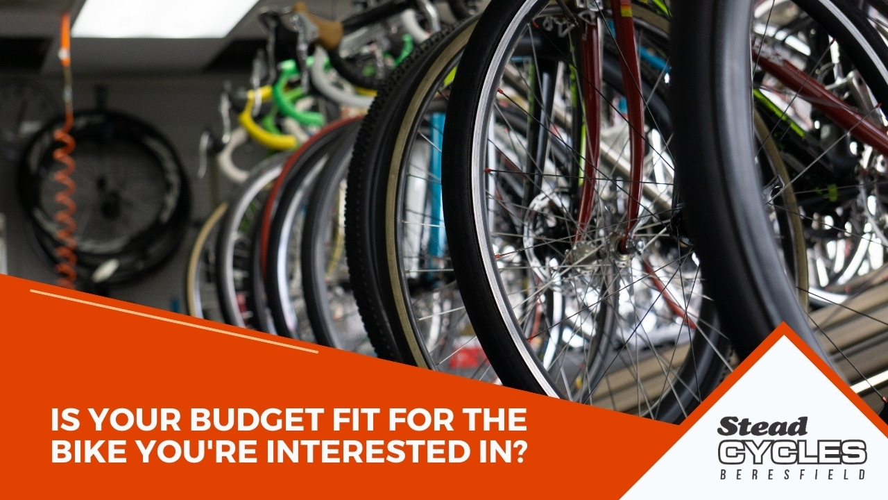 Is your budget fit for the bike you're interested in