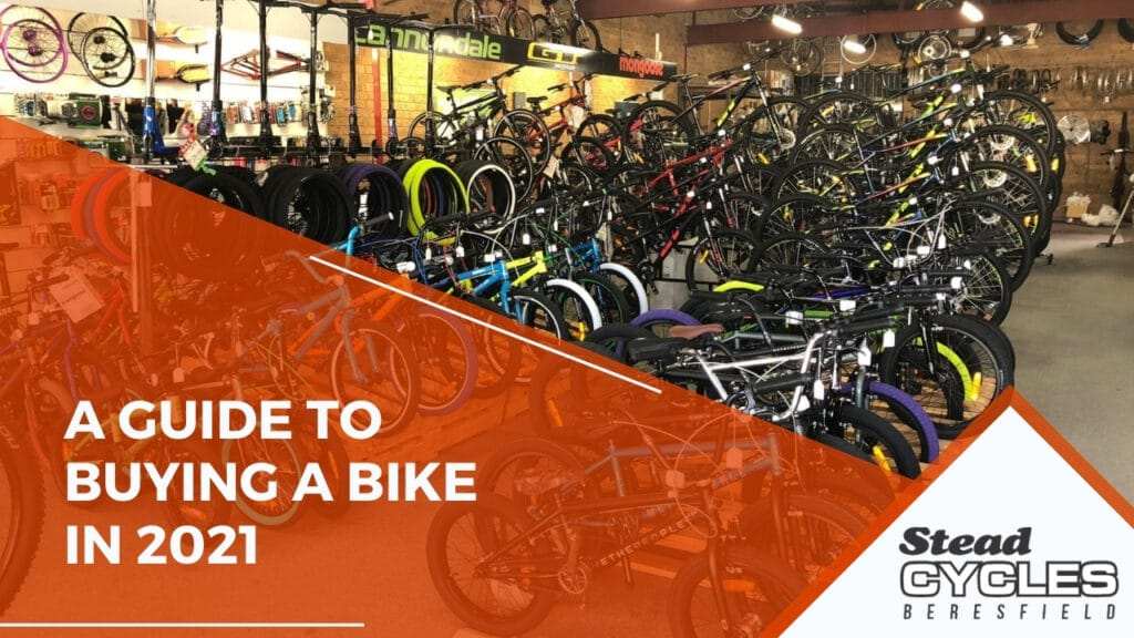 A Guide to Buying a Bike in 2021
