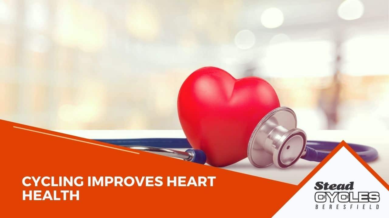 Cycling Improves Heart Health