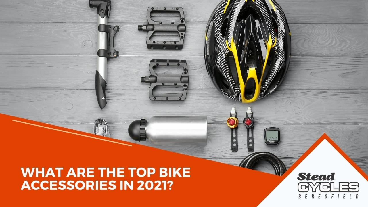 What are the Top Bike Accessories in 2021