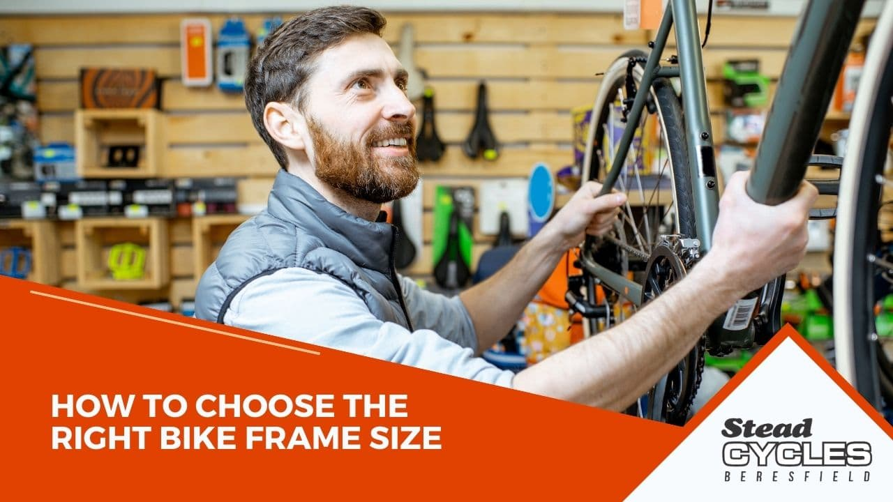 How to Choose the Right Bike Frame Size